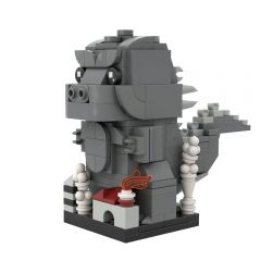 MOC-47004 Godzilla Brickheadz