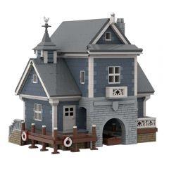 MOC-35601 Dock House