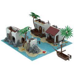 MOC-55974 Legoredo Lagoon