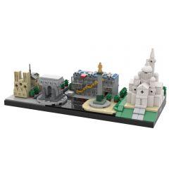 MOC-30894 Paris Skyline
