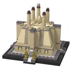 MOC-16471 Jedi Temple