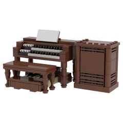 MOC-29914 Hammond B3