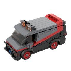 MOC-50493 A-Team Van