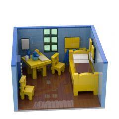 MOC-54501 Bedroom in Arles by Vincent van Gogh