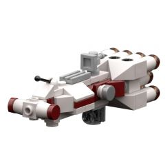 MOC-20584 Tantive IV in UCS ISD Scale