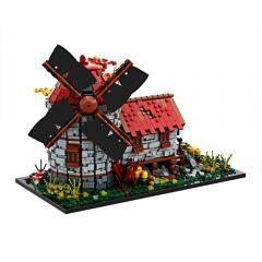 MOC Medieval Windmill
