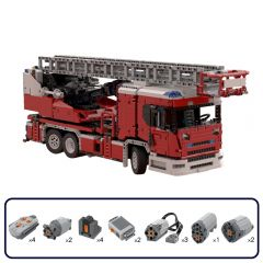 MOC-60361 Scania L fire engine