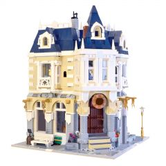 The Costume Shop Alternative Build of LEGO Set 71040 MOC