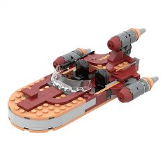 MOC-56436 Luke's Speeder set 76271 MOD