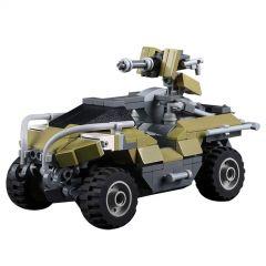 MOC-22291 HALO UNSC M12 Warthog