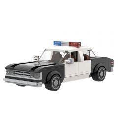 MOC-22397 Die Hard 1979 LAPD Chevrolet Impala Police Car