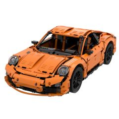MOC-40207 Porsche 991 Carrera 2016 | 42056 B-Model
