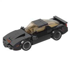 MOC-52083 KITT - Knight Rider (+KARR)