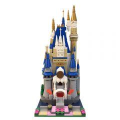 MOC-18149 Walt Disney World Cinderella Castle