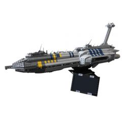 MOC-46453 Invisible Hand Providence-class