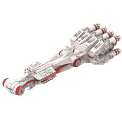 MOC-37561 Corellian corvette CR90