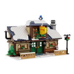 MOC Winter Village Cafe
