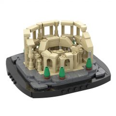 MOC Mini SET 10276 The Colosseum