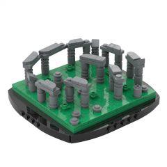MOC Mini Stonehenge