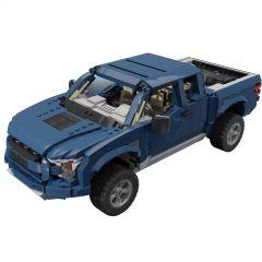 MOC 3in1 10265 Alternative Ford F150 Raptor