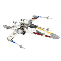 ncom T-65 Ecks Wing Starfighter-Red 5