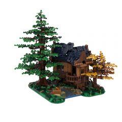 MOC Lake House