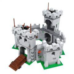 MOC The Modular Knight's Castle