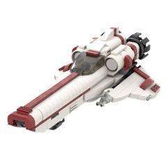 Galactica Viper MOC S3