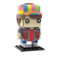 MOC Back to the Future Marty McFly
