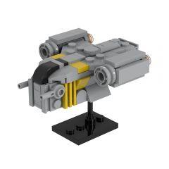 MOC Razor Crest Mini-scale