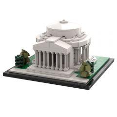 MOC Jefferson Memorialby