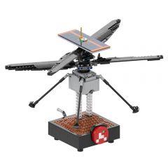 NASA Mars Helicopter Ingenuity MOC