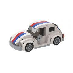 MOC Volkswagen Herbie