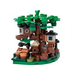MOC Micro Tree House