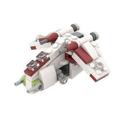 MOC Micro Republic Gunship