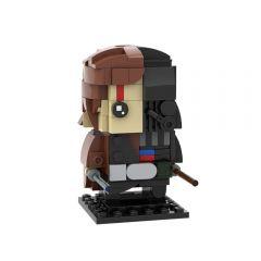 MOC Vader / Anakin Skywalker Brickheadz