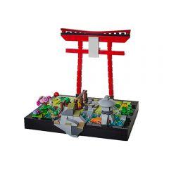 Japanese garden for Brickheadz