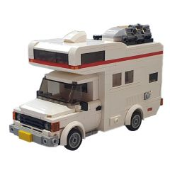 MOC Ford Transit MK2 Camper