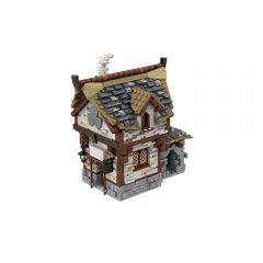 MOC Medieval Tavern