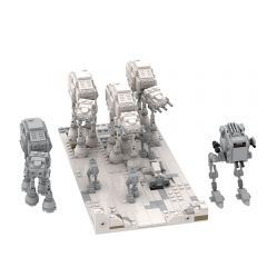 Battle Of HOTH ATTACK