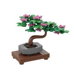MOC Tiny Bonsai Tree