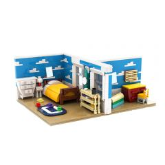 MOC Toy Story Andy's Room