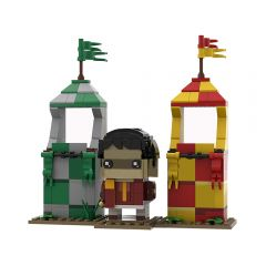 Quiddich Sceneby LegoMocBrickheadz