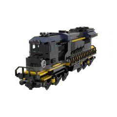 MOC Train engine version Heritage