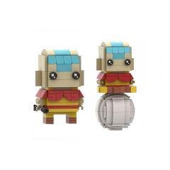 Aang (Avatar: The Last Airbender) Brickheadz Bundleby DrBrickheadz