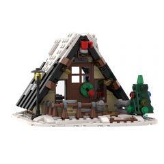 MOC-59602 Winter Cottage