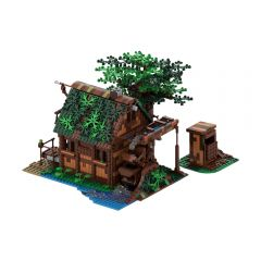 LEGO 21318 Alternative MOC - Watermill