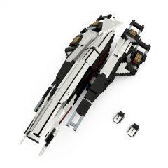 MOC Mass Effect Normandy SR-1