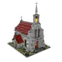 MOC Medieval Cathedral