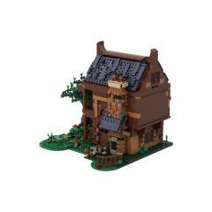 MOC 21318 Medieval Blacksmith Alternative Build